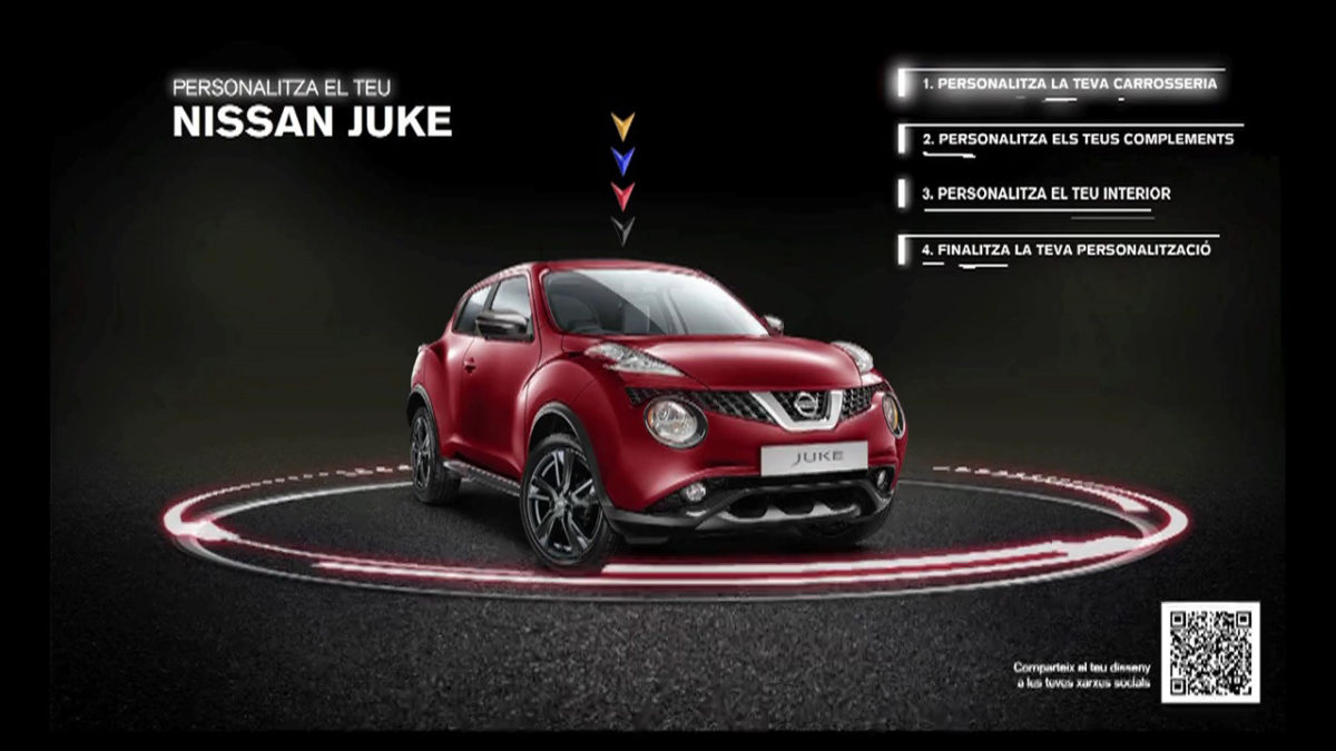 Street Marketing - NISSAN Juke